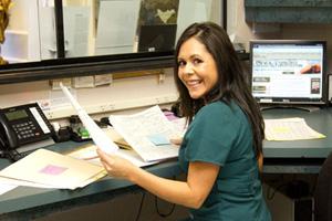 Gina - Patient Coordinator